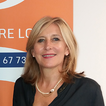 Beatrice Fourgassier, responsable d'agence Api Toulouse