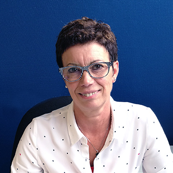 Marie Laure Pereira, chargée de recrutement à API Revel