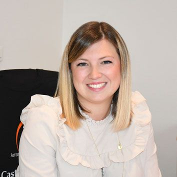 Marion Assemat, chargée de recrutement API Mazamet