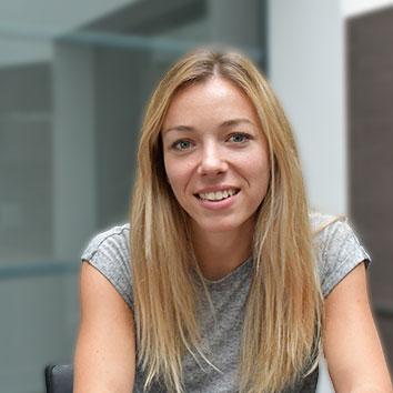 Adelie GRAND réalise en 2019 son contrat d'alternance chez API Castres en tant qu'assistante recrutement