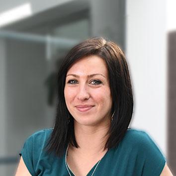 Bérengère Barget, assistante de recrutement chez API ALBI