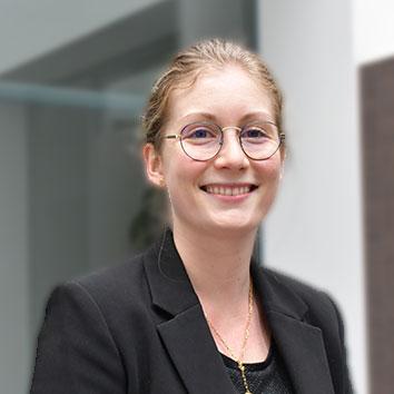 Camille Ramuzat intègre l'agence API castres en tant que chargée de recrutement