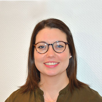 Cécile MONTAGNE assistante de recrutement à API Mazamet