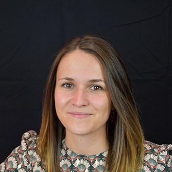 Ophélie Cabrita, assistante recrutement API Mazamet